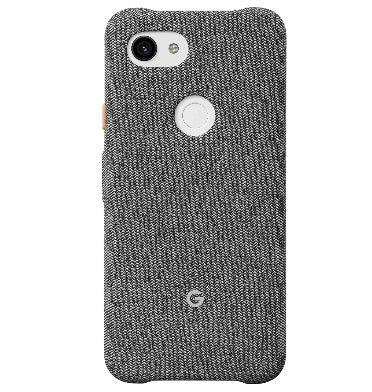 GOOGLE PIXEL 3A XL FABRIC CASE FOG
