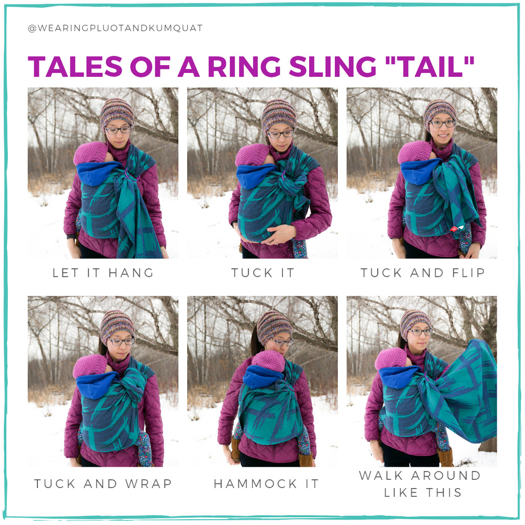 Tales of a Ring Sling Tail