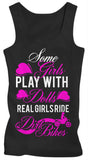 Real Girls Ride Dirt Bikes