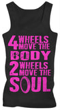 2 Wheels Move The Soul