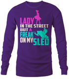 Lady In The Street