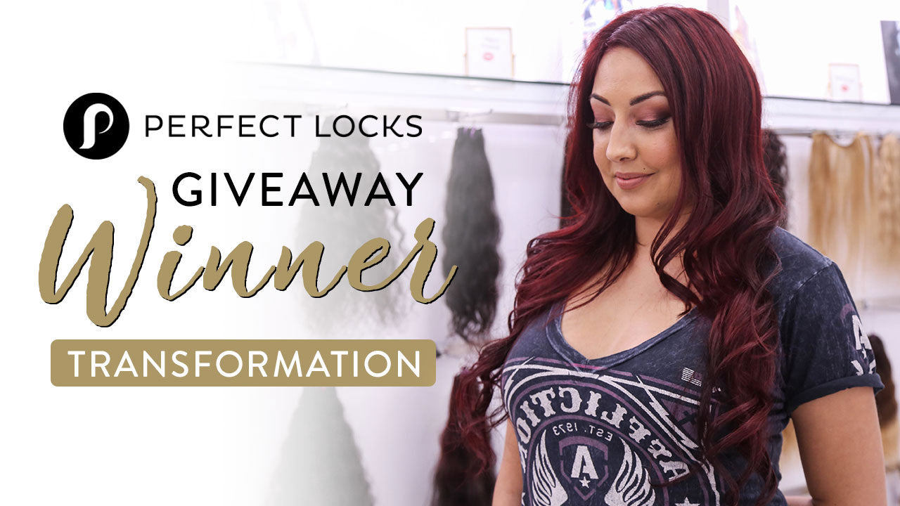 Our Hair Giveaway Winner Gets a Makeover