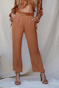 Siberian Sands Bronze Pants