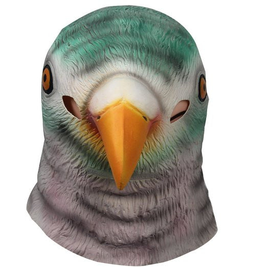 Pigeon Mask Animal Adult Size - Unicorn Onesies