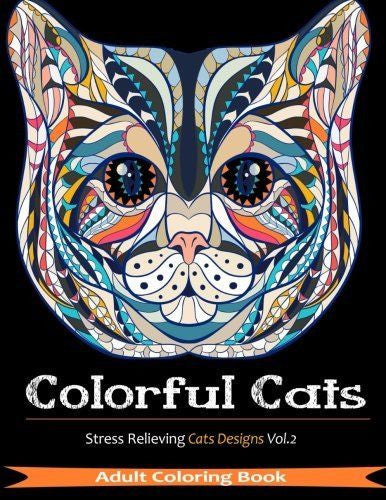 Coloring Books For grown ups 33 Designs Cats Stress Relieving - Unicorn Onesies
