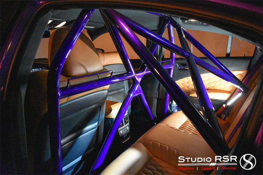 Dodge Charger Hellcat Roll Cage by StudioRSR