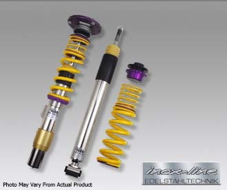KW Clubsport 2-Way Coilovers - BMW E46 M3 - Suspension - Studio RSR - 1