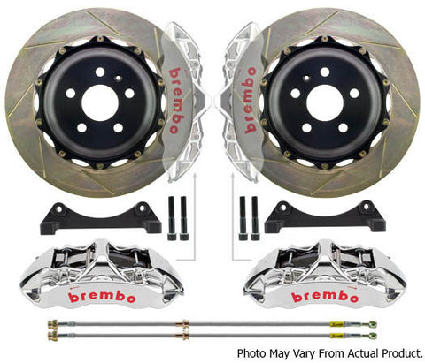 Brembo GTR Big Brake kit 345mm 4 Pot (Rear) - BMW F10 M5 - Brakes - Studio RSR