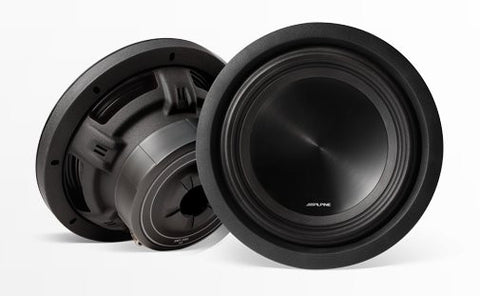 "Alpine SWT-10S2 10"" Subwoofer (2Ω) - Advance Electronics"