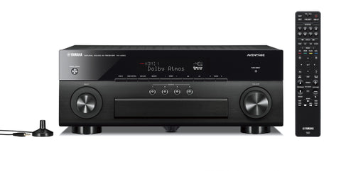 Yamaha RX-A880 7.2-Channel AVENTAGE AV Receiver