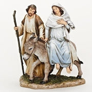 "The Journey to Bethlehem Statue (8"")"
