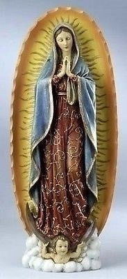 Our Lady of Guadalupe Statue- ideal unique Catholic statue for any loved one