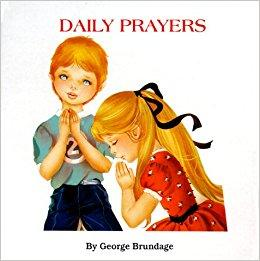 Daily Prayers by George Brundage