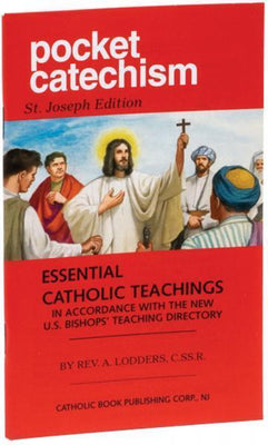 Pocket Catechism: Essential Catholic Teachings