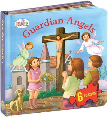 Guardian Angels (St. Joseph Beginner Puzzle Book)