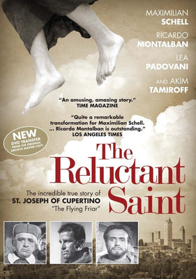 The Reluctant Saint DVD: The incredible true story of St. Joseph Cupertino
