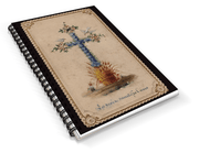 The Cross Sanctifies the Soul Writing Journal