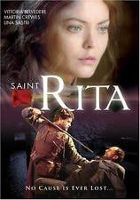 Saint Rita DVD, with Collectors booklet!