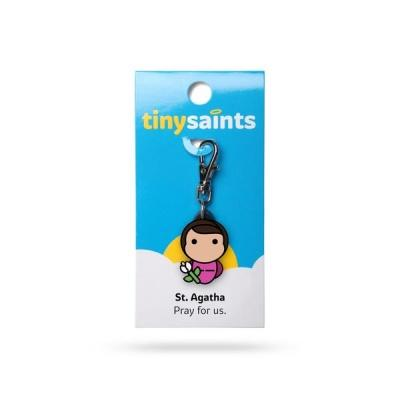 St. Agatha Tiny Saint