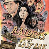 You Won't Look Away by J.J. Lendl | Raiders of the Lost Ark