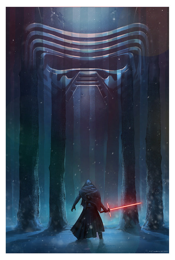 Student of Darkness by Andy Fairhurst | Star Wars