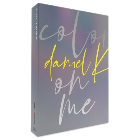 Daniel Kang - Color on me (1st Mini Album)- Pre-Order