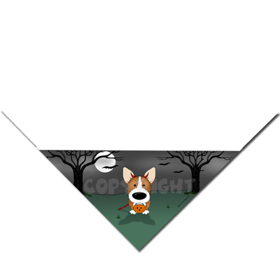 Pembroke Welsh Corgi Halloween Dog Bandana