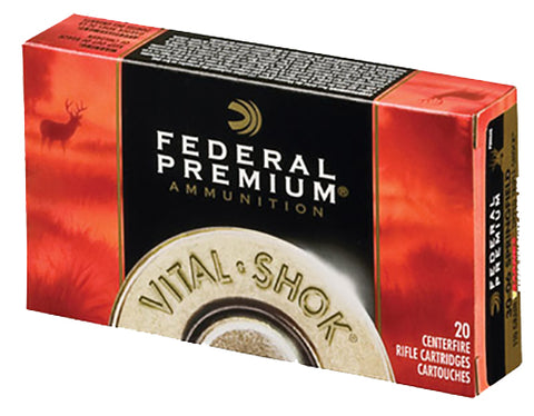 Fed P300WSMTT2 Vital-Shok 300 Win Short Mag Trophy Bonded Tip 165GR 20Box/10Case