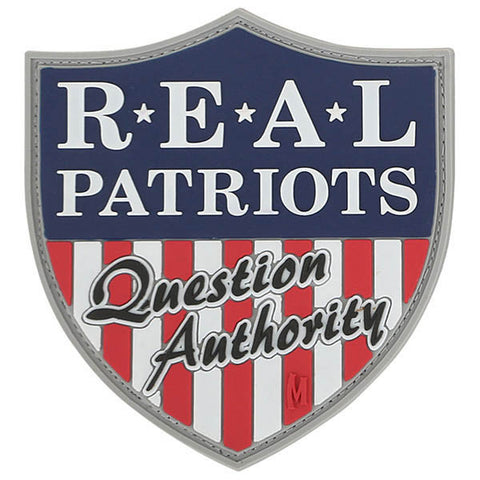 Maxpedition Real Patriots Patch Full Color