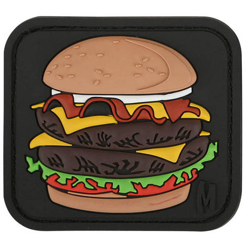 Maxpedition Burger Patch Full Color