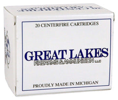 Great Lakes Ammo .458 Socom 300gr. JHP 20-Pack