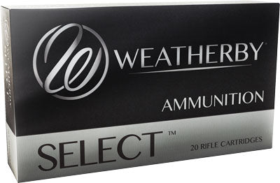 Wby Ammo .257 Weatherby Magnum 100gr. Norma Spitzer 20-Pack