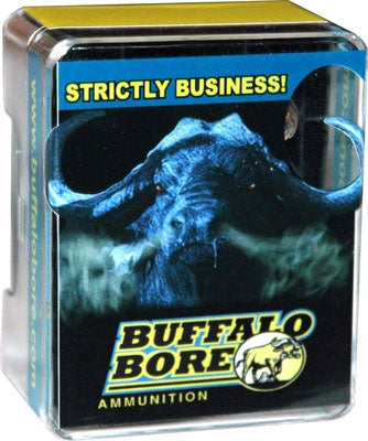 Buffalo Bore Ammo .44 Magnum Heavy 270gr. JSP-FN 20-Pack