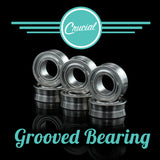 Crucial Grooved Bearing