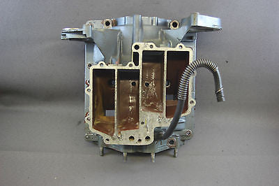 Evinrude Johnson Outboard 75hp Speedifour Powerhead Cylinder Block Front 378671 - NLA Marine