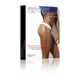 Brazilian Butt Express (BBE) ebook
