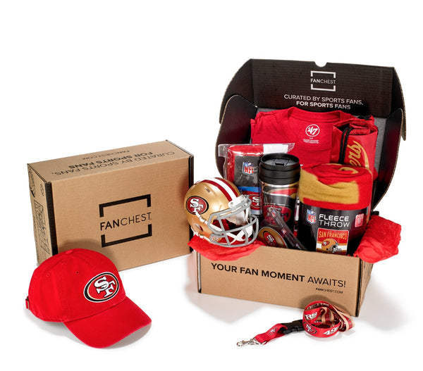 San Francisco 49ers FANCHEST Deluxe