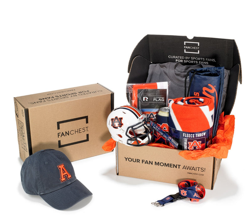 Auburn Tigers FANCHEST Deluxe