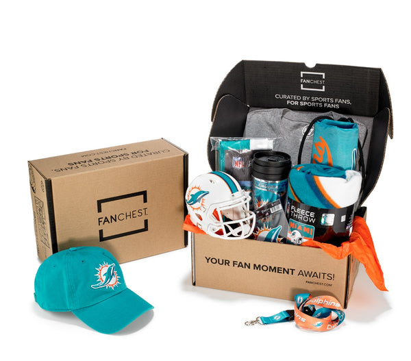 Miami Dolphins FANCHEST Deluxe