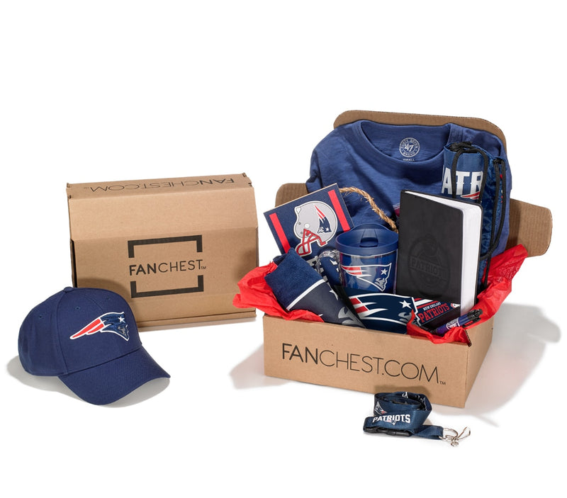New England Patriots FANCHEST Deluxe