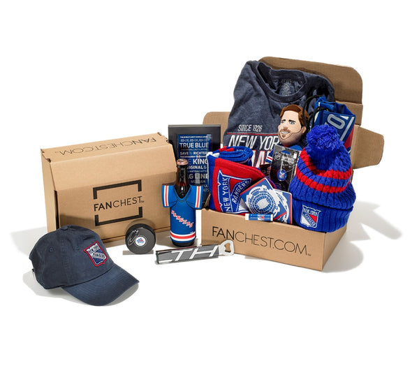 New York Rangers FANCHEST Deluxe
