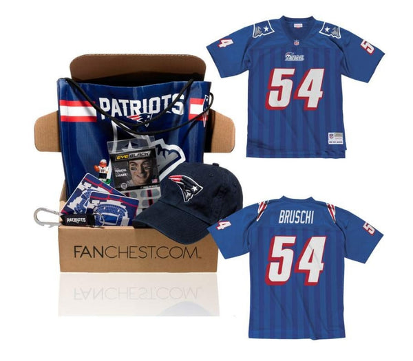Patriots Jersey FANCHEST Deluxe