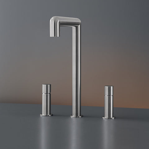 CEA Three-hole Bathroom Faucet Cartesio Deck Mounted