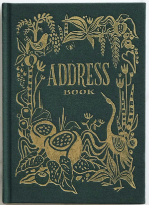 Crane Address Book