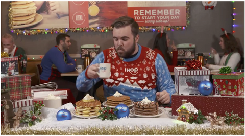 Image of iHop Ugly Sweater