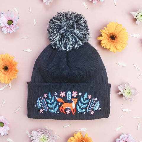 Woodland Wonder Beanie Hat