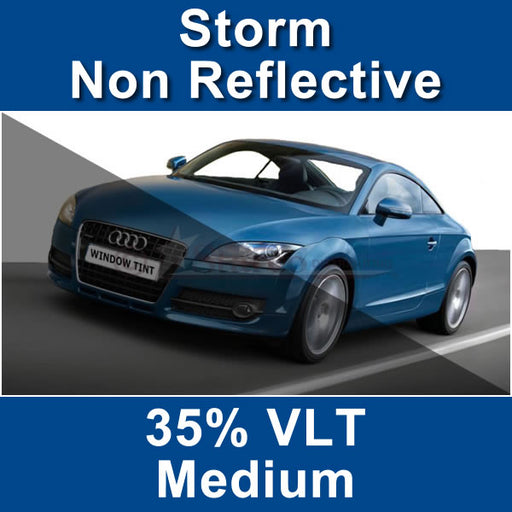 Storm Non Reflective Window Tinting Film
