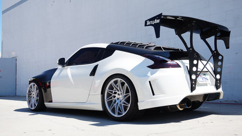 Battle Aero V4 Chassis Mount Kit for Nissan 370Z