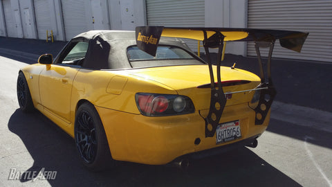 Battle Aero S2000 Chassis Mount Kit