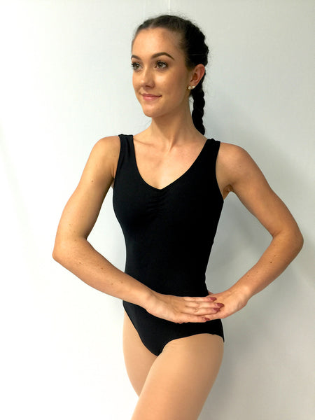 Basic Leotard Black